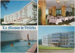 """CPSM   PLANCOET 22  """"La Maison De Velleda"""" - Plancoët"""