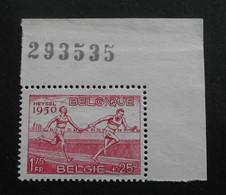 1950 : Cob 829** ( Sans Charnière D11 ) Voir Verso - Ungebraucht