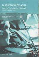 Carmina Burana. Carl Orff. Teatro Carlo Felice 2008/2009 - Non Classés