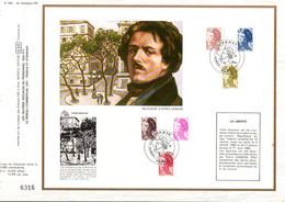DOCUMENT 1982 LIBERTE DE GANDON - 1980-1989