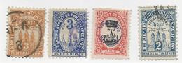 23924 ) Denmark Local Post  Postmark Cancel - Lokale Uitgaven