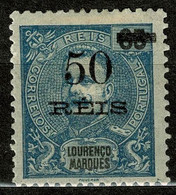 Lourenço Marques, 1905, # 77, MH - Lourenco Marques