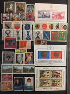 LIECHTENSTEIN   : SELECTION OF Stamps    On 1 PAGE  MNH  ( LOT 3 ) - Lotes/Colecciones