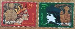 Hongrie - YT N°3541, 3542 - Europa / Femmes Célèbres - 1996 - Neuf - Nuovi