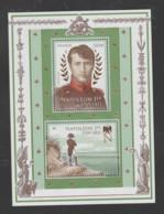 """FRANCE / 2021 / Y&T N° 5485/5486 ** En Bloc Ou F5485 ** (Feuillet """"Bicentenaire De La Mort De Napoléon 1er) X 1 - Mint/Hinged"""
