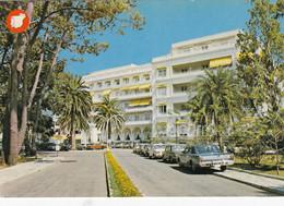 Postcard Galicia Pontevedra La Toja El Gran Hotel [ & Old Cars ]  My Ref B24987 - Pontevedra
