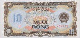 Vietnam 10 Dong 1980 Pick 86 AUNC - Vietnam