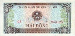 Vietnam 2 Dong 1980 Pick 85 AUNC - Vietnam