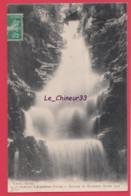 20 - 2A---CORSE---AULLENE ( Environs ) Cascade Du Rizzanese Fevrier 1902 - Autres Communes