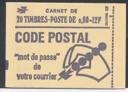 EC-695: FRANCE: Lot Avec Carnet Fermé Et** N°1815C1  Lot N°2 - Standaardgebruik