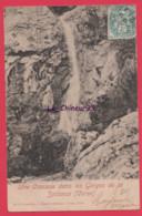 20 - 2B---CORSE---Une Cascade Dans Les Gorges De La SPILONCA---precurseur - Autres Communes