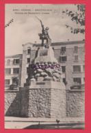 20 - 2A---CORSE---BASTELICA--Statue De Sampiero Corso - Autres Communes