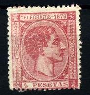 Puerto Rico (telégrafos) Nº 13. Año 1876 - Unused Stamps