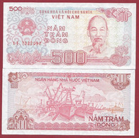 Viêt-Nam 500 Dong  1988 ---UNC --(386) - Vietnam