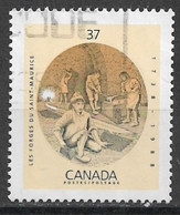 Canada 1988. Scott #1216 (U) Les Forges Du St. Maurice (1738-1883) *Complete Issue* - Used Stamps