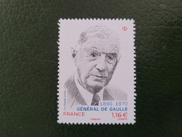 France Timbre Neuf N° 5445- Année 2020 - Général De Gaulle - Nuevos