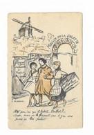 Illustrateur A. Warnod - Edit. A. Ternois N° 315 - Humour - C'est Par Ici Qu'il Habite Poulbot ?..... - - Other Illustrators