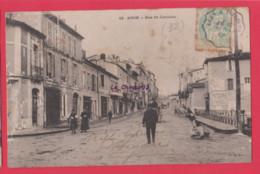32 - AUCH----Rue De Lorraine---animé - Auch