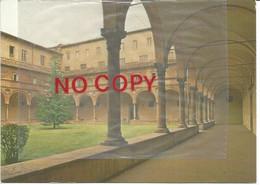 Parma4.12.1987, Chiostro Monastero S. Giovanni Evangelista. Autografa Firmala Emilia Lubrici. - Parma