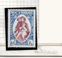 MOZAMBIQUE STAMP - TAX DUE 1929-39 Assistência Pública - PONTO GRANDE MH (LMZ#133) - Mozambique