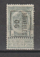 Préo Typo Bruxelles 1906 - Typografisch 1936-51 (Klein Staatswapen)