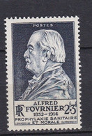 N° 789 Alfred Fournier: Timbre Neuf Impeccable Sans Charnière - Unused Stamps