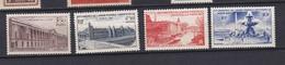 N° 780 à 783 12ème Congrès De L'Union Postale Universelle à Paris: Série En Timbres Neuf Impeccable Sans Charnière - Unused Stamps