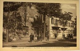 LIVRY GARGAN—La Poste, Le Commissariat Et La Caserne Des Pompiers - Livry Gargan