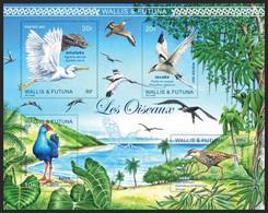 Wallis Et Futuna 2021 - Les Oiseaux - BF Neuf // Mnh - Unused Stamps