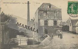 CPA Origny Sainte Benoite Le Moulin - Other Municipalities