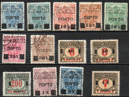 ROYAUME DES SERBES, CROATES ET SLOVENES 1919 O - Usati