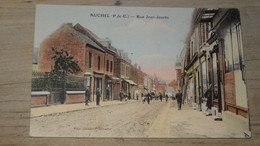 AUCHEL : Rue Jean Jaures  ............... 5394 - Other Municipalities