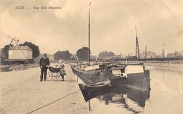 CPA -  Belgique, ATH, Vue Des Bassins - Ath