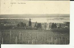 70 - Haute Saone - Vaivre - Rare Carte D'inondations  Avant La Création Du Lac Artificiel  Vesoul / Vaivre - - Otros Municipios