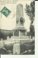 70 - Haute Saone - Chenebier - Monument Aux Morts , Guerre De 1870 - - Otros Municipios