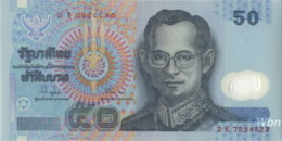 Thailand 50 Baht (P102) Sign 74 -UNC- - Thailand