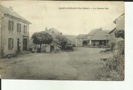 70 - Haute Saone - Saint Germain - La Grande Rue - Commerce - - Otros Municipios