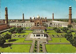 Asie. CPSM. Pakistan. Lahore. La Mosquée Badshahi Ou Mosquée Royale. (Shahi Mosque, Lahore) - Pakistan