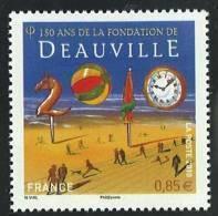 N° 4452 Fondation De Deauville 0,85 € - Nuevos