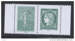 N° 4909 & 4908 Semeuse Et Ceres  Valeur Faciale 2x0,61 € - Nuevos