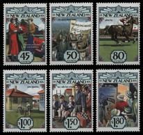 Neuseeland 1993 - Mi-Nr. 1273-1278 ** - MNH - Dreißiger Jahre - Unused Stamps
