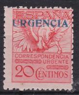 1930  Urgencia Nuevo - Nuovi