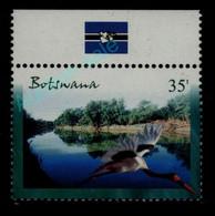 Botswana 2000 ** MNH Saddle-billed Stork Sattelstorch Jabiru D'Afrique - Storks & Long-legged Wading Birds