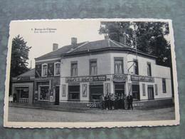 BRAINE LE CHATEAU - LES QUATRES BRAS ( Café Moderne ) - Braine-le-Chateau