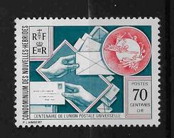 FD Nouvelles-Hébrides / New Hebrides ** 1975 402 - Zonder Classificatie