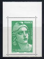 "2021 / Hors Abt "" PREMIER JOUR 1951 - 2021 "" 1ex GANDON à 2.16 €-1er FEUILLET Carnet MARIANNE GANDON+L' ENGAGEE - NEUF - Nuevos"