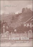 Egerszegi Ferenc: A Pálya Szélén. Válogatott Versek. Veszprém, 2001, OOK-Press Kft. Kiadói Kartonált Papírkötés, Jó álla - Non Classificati