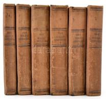 [Pierre Alexis De] Ponson Du Terrail: Egy Király Ifjusága II-VI. Kötet. (Hat Kötetben.) II. Rész I-II. Kötet: A Navarrai - Non Classificati