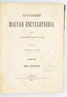 Egyetemes Magyar Encyclopaedia. III. Köt. Szerk.: Török János. Kiadja Szent-István-Társulat. Pest, 1861., Emich Gusztáv. - Non Classificati