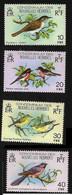 FD Nouvelles-Hébrides / New Hebrides ** 1979 575/578 Oiseaux Birds - Zonder Classificatie